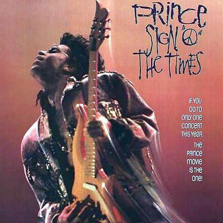 PRINCE - Sign 'O The Times (Konzertfilm, Arte) Stream & DL