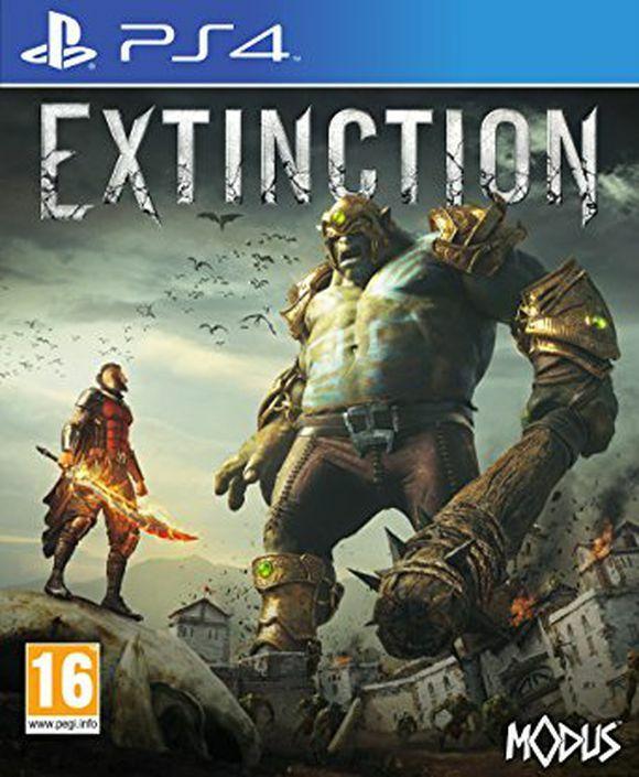 Extinction(PS4)