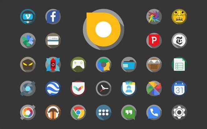 Verschiedene Icon-Packs von A1 Design kostenlos