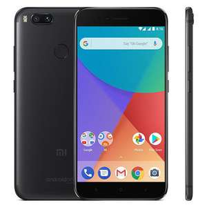 Xiaomi Mi A1 MiA1 Global Version 5.5 Zoll 4GB  32GB SD 625 Android One Smartphone Schwarz