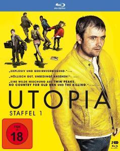 Utopia - Staffel 1 (Blu-ray) für 4,99€ bzw. 4,49€ (Müller)