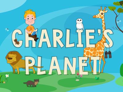 Charlie's Planet: Lernspiel für Kinder KOSTENLOS