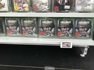 [Lokal Berlin, Media Markt Charlottenburg] Call of Duty WW2 Xbox One / PlayStation 4