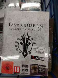 [Lokal Berlin] Darksiders (PC) - Complete Collection (2nd Edition), Darksiders + Darksiders 2 + Alle DLCs - Saturn am Alex
