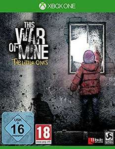 This War Of MineThe Little Ones (Xbox One) (Amazon Prime)