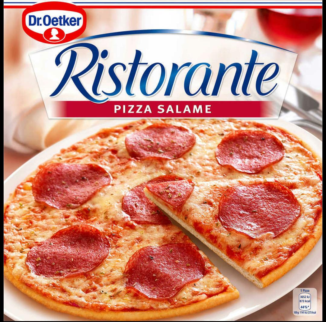 DR. OETKER Ristorante Pizza bundesweit bei REWE für 1,75€