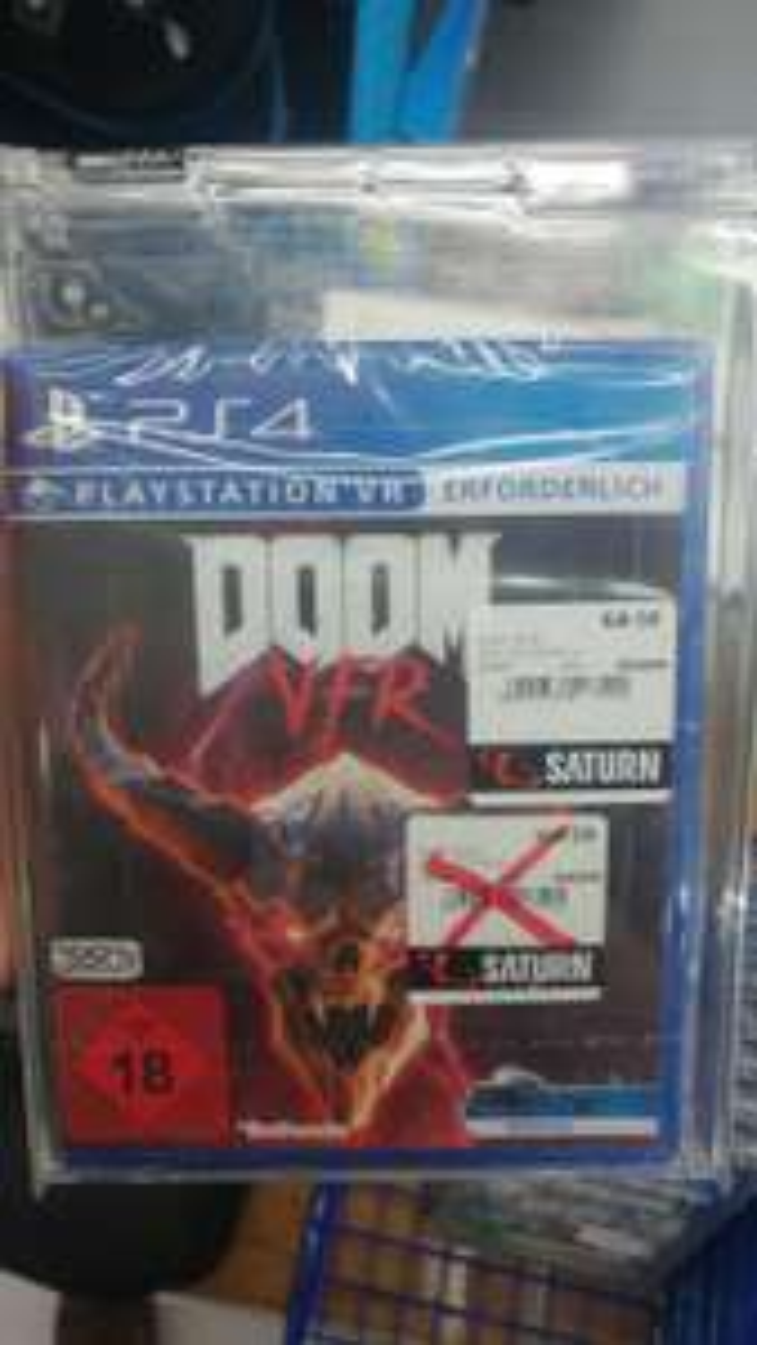 [Lokal Dresden] Doom VFR