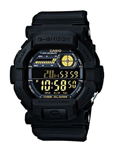 [Amazon.de] Casio G-Shock GD-350-1BER Herren-Armbanduhr mit Vibrationsalarm