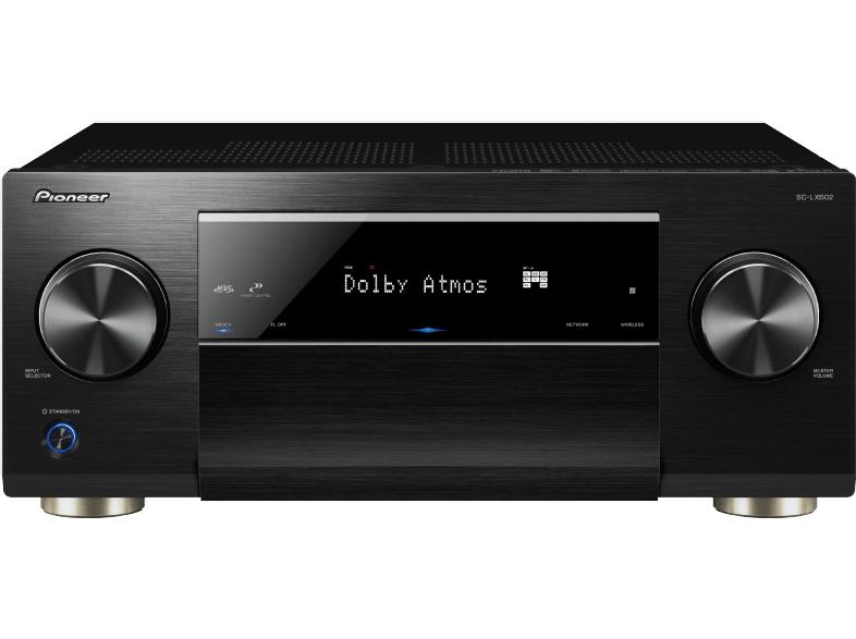 [Mediamarkt] Pioneer SC-LX 502 7.2 AV-Receiver mit Dolby Atmos & dts:X *schwarz oder silber* für  je 599,-€