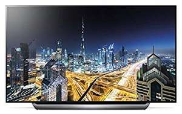 LG OLED77C8LLA OLED TV (Flat, 77 Zoll, UHD 4K, SMART TV, webOS)