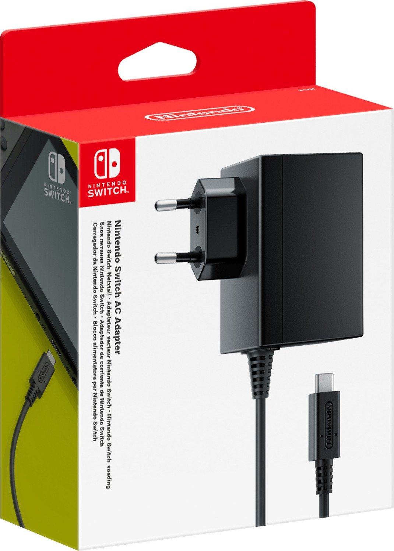 Nintendo Switch Netzteil für 22€ versandkostenfrei (Media Markt)
