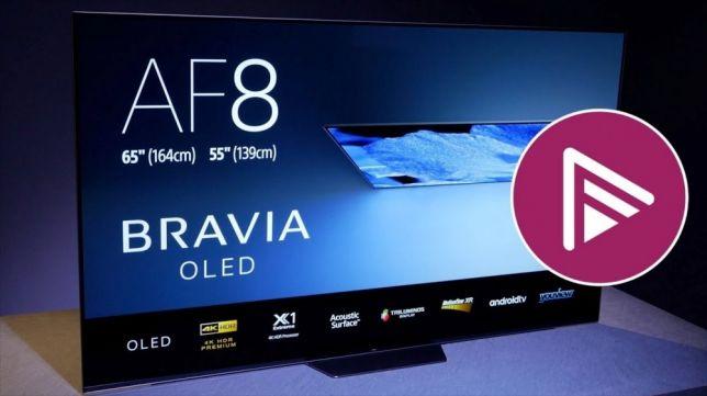 Sony OLED 55AF8 für 1749 Euro