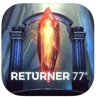 Returner 77 - Sci-Fi-Adventure für 1,09€ im AppStore (iOS)