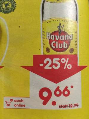 [Netto MD] Havana Club am 21.07.