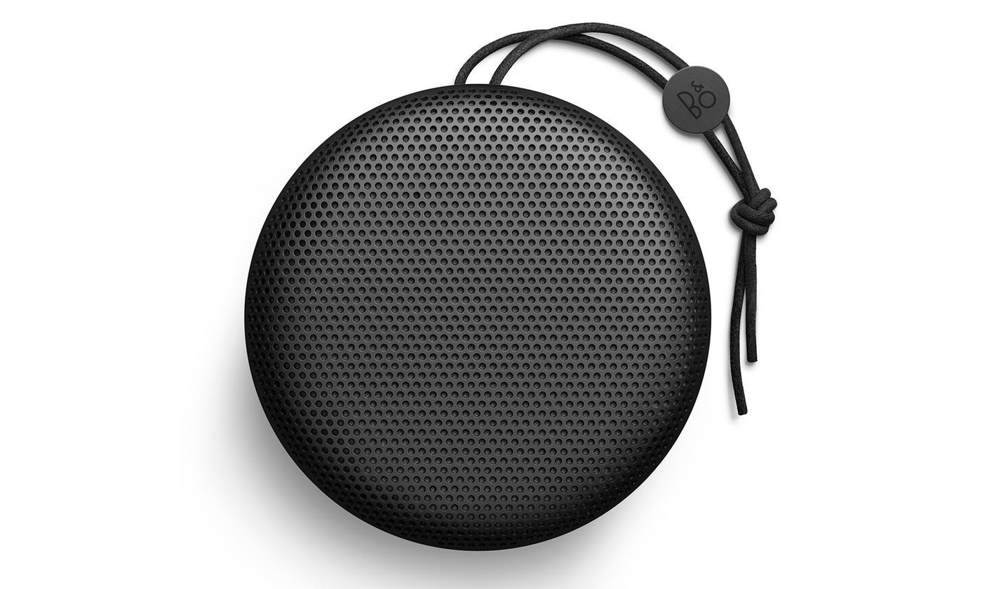 Bang & Olufsen Beoplay A1 Bluetooth-Lautsprecher in Schwarz oder Grün