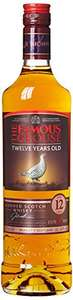 The Famous Grouse 12 Jahre Blended Whisky (1 x 0.7 l) [amazon]