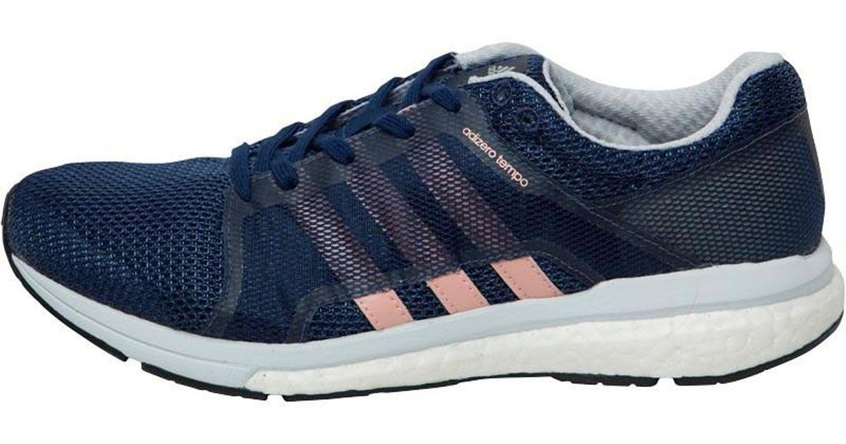 Adidas Adizero Tempo 8 Boost und andere Boost Laufschuhe ab 29,95€ Gr 43 bis 45