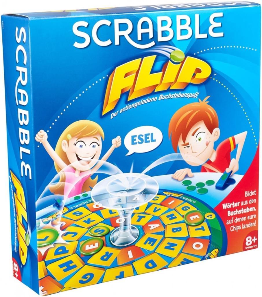 [Real] Scrabble Flip für 10€
