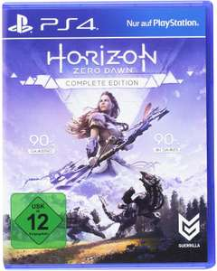 Horizon Zero Dawn - Complete Edition- [PS4]  LOKAL SATURN HB