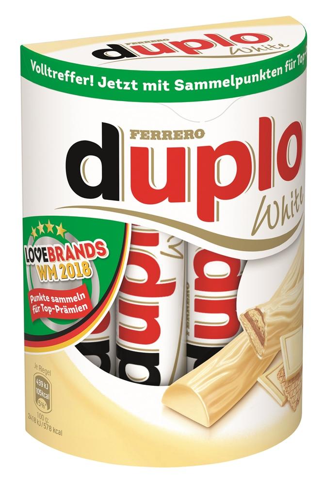 [Real] Duplo White 10er mit Lovebrands für nur 1,00€ [Groß-Gerau]