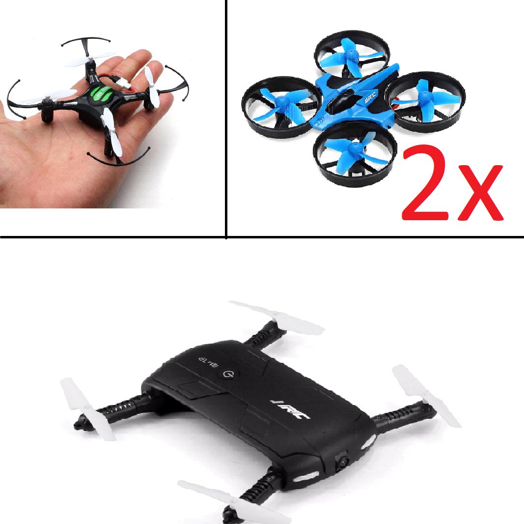 Drohnen Sammeldeal (Gearbest) z.b. H8 mini für 8,60€