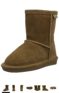 [Amazon] Bearpaw Emma Toddler Winterstiefel Kinderschuhe Gr. 26 in braun nur 17,11€