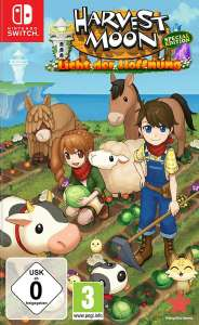 Harvest Moon Licht der Hoffnung Special Edition - Switch