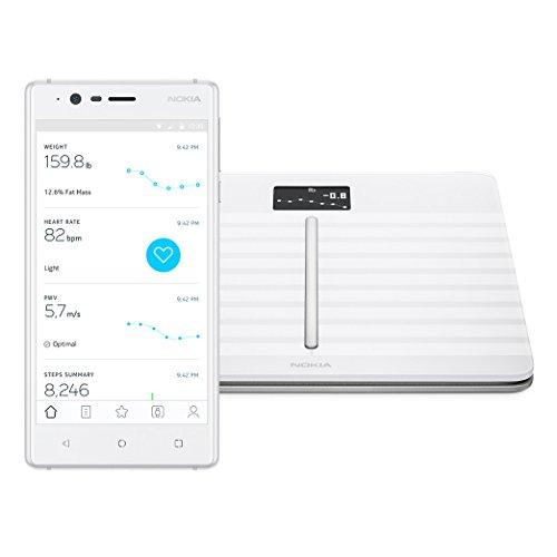 Nokia Body Cardio in weiß für 101,24€
