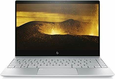 """HP Envy Ultrabook 13"""" - Full HD IPS, i7-8550U, RAM 8 GB, SSD PCIe 512 GB, MX150, 1,32 kg, bel. Tastatur (CSV)"""