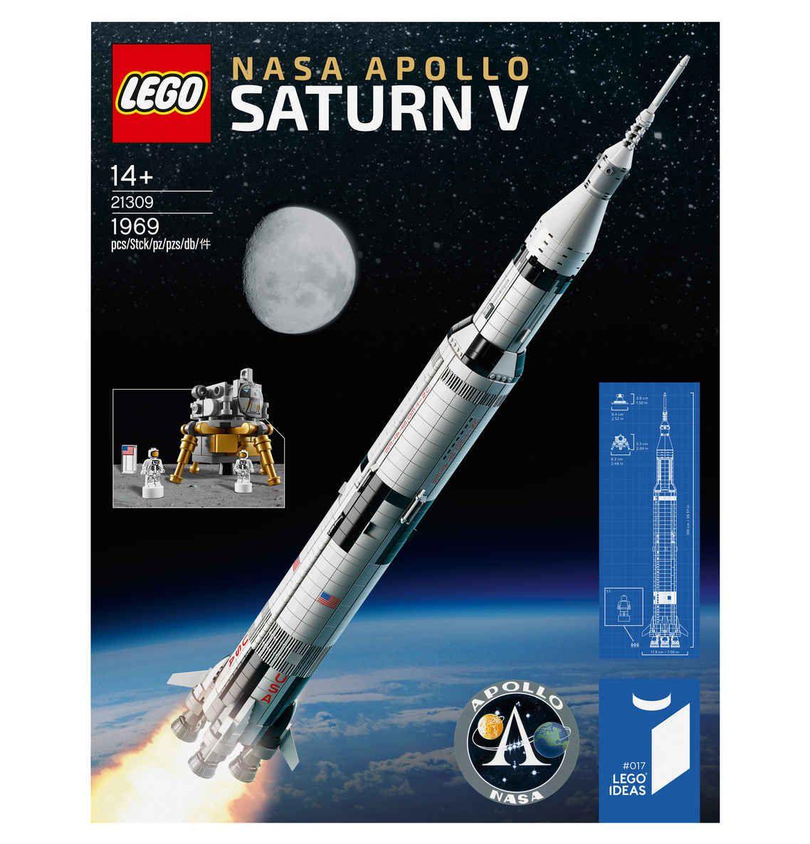 [Galeria Kaufhof] Lego Apollo Saturn V (21309)