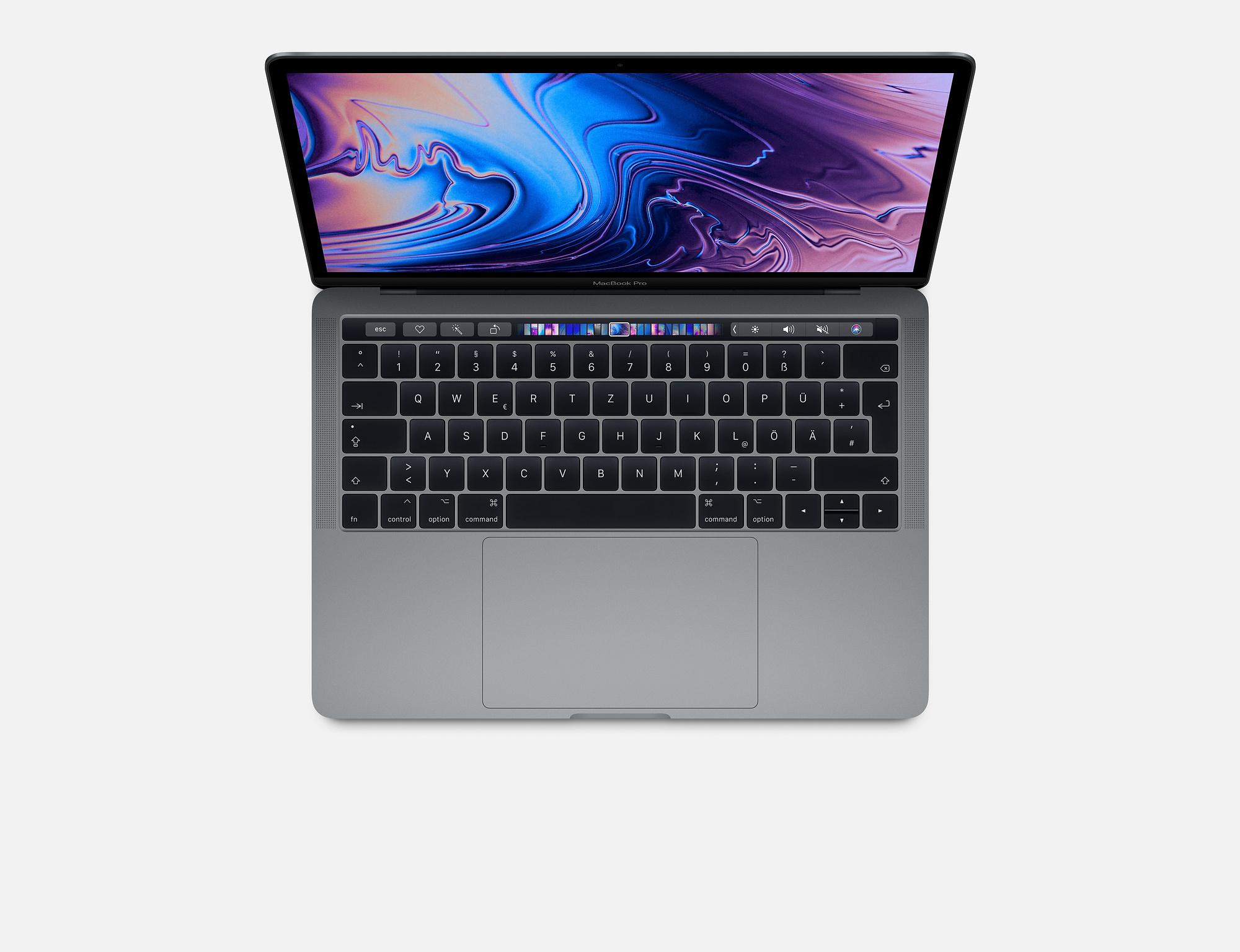 """[Interdiscount CH] APPLE MacBook Pro (2018) mit Touch Bar ab 1.550,66€ [13""""] und 2.096,73€ [15""""]"""