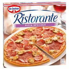 [Lokal] Dr. Oetker Pizza Ristorante für 1,66 € im Dornseifer (Gültig 16.07.-21.07.)