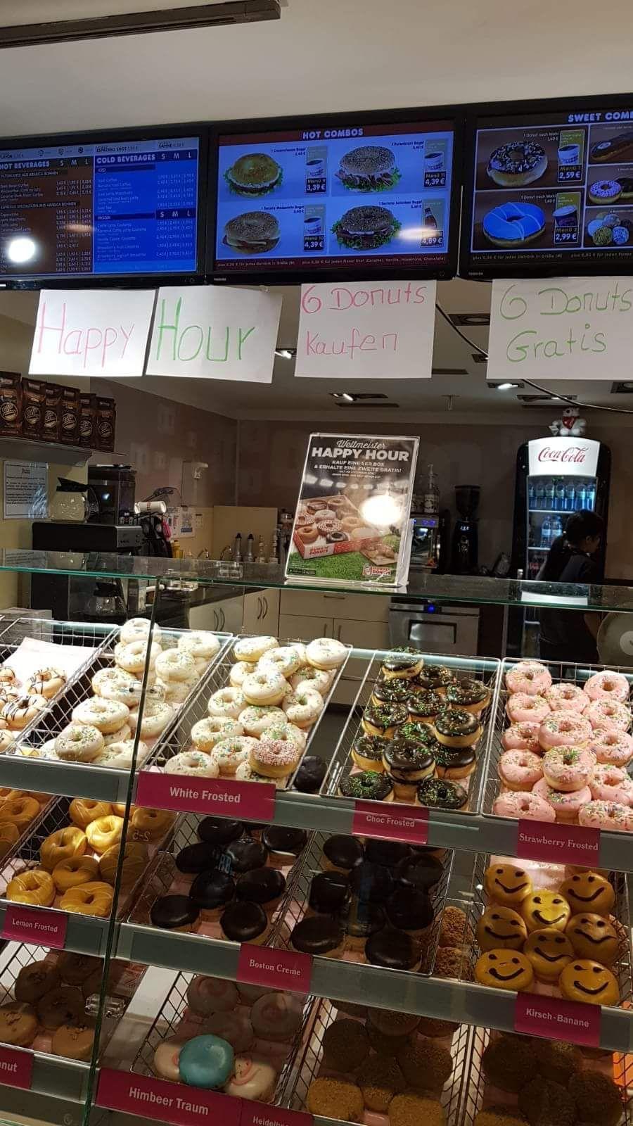 Dunkin Donuts - 6 Donuts kaufen und 6 Gratis bekommen