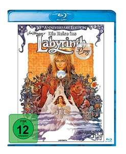 Die Reise ins Labyrinth - 30th Anniversary Edition (Blu-ray) [Amazon Prime/Ebay] UPDATE
