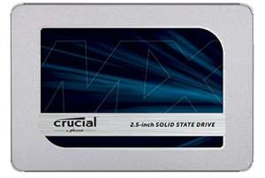 """[Amazon.es] Crucial MX500 1TB 2.5"""" interne SATA SSD (3D-NAND TLC, lesen: 560MB/s, schreiben: 510MB/s, 5 Jahre Garantie)"""