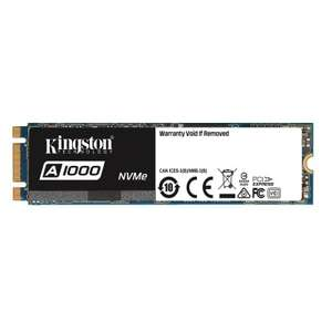 [Sammeldeal] Kingston A1000 240 GB->51,90€, Intenso 250GB->42,90€, Sandisk Extreme Pro 500GB->154,90€