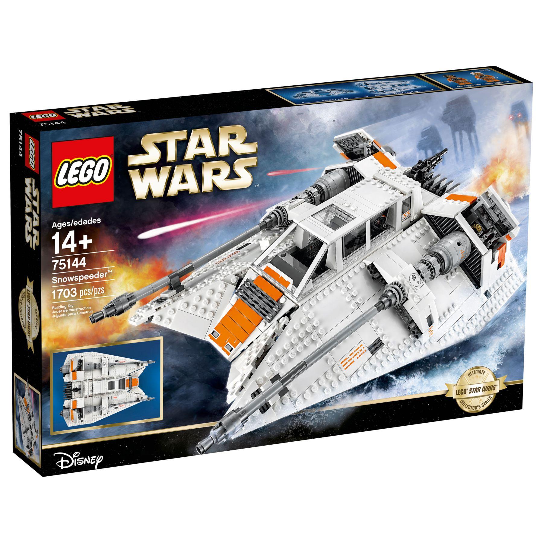 """LEGO® Star Wars 75144 Snowspeeder™ für 127,50€ bzw. 15% auf alles mit der StarCard [Toys""""R""""Us]"""