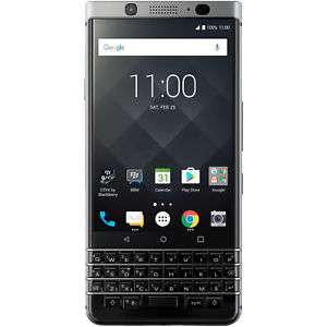[eBay-Saturn] Blackberry Keyone, Smartphone, 32 GB, 4.5 Zoll, Silber