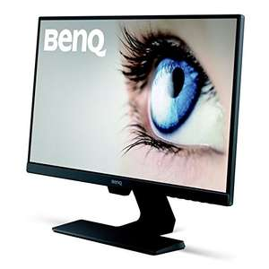 [Amazon] BenQ GW2480 60,45cm (23,8 Zoll) LED Monitor (Full-HD, Eye-Care, IPS-Panel Technologie, HDMI, DP, Lautsprecher) Schwarz