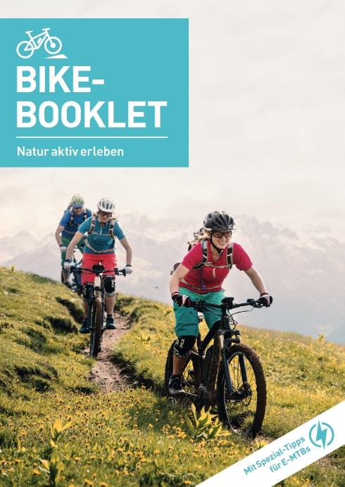 Bike-Booklet – Natur aktiv erleben (19 Seiten im pdf-Format)