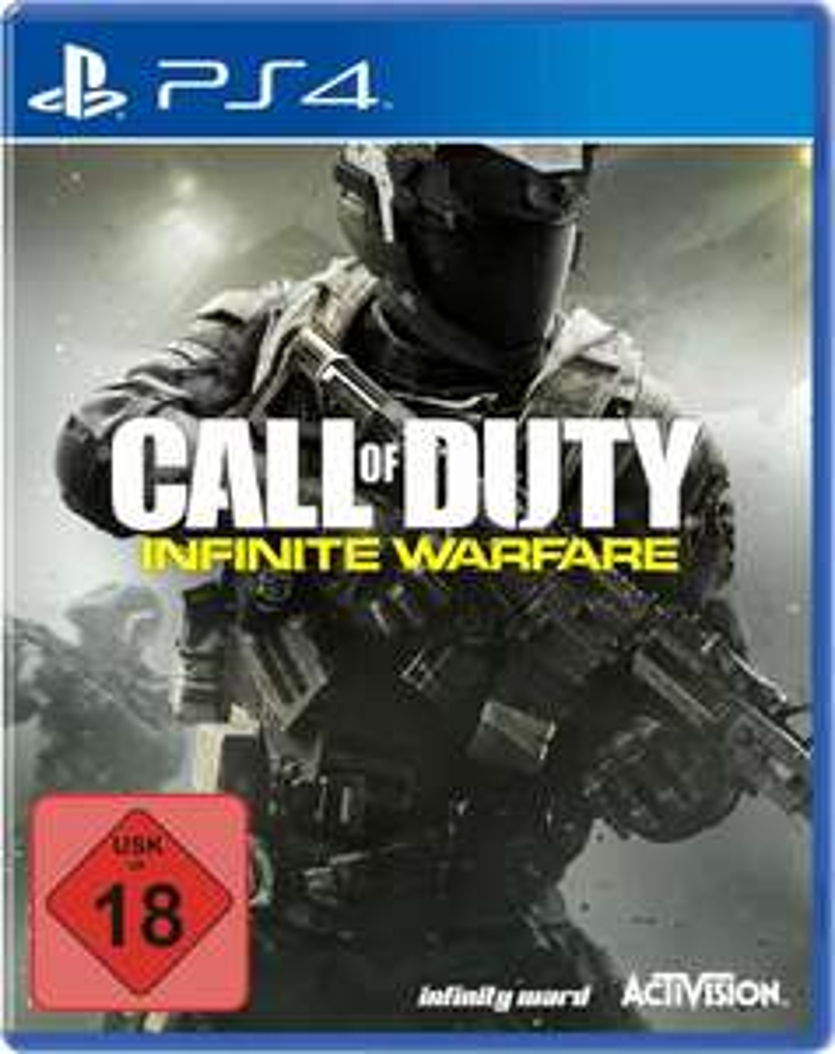 [lokal?] Call of Duty Infinite Warfare (im MM Wuppertal) für die PS4