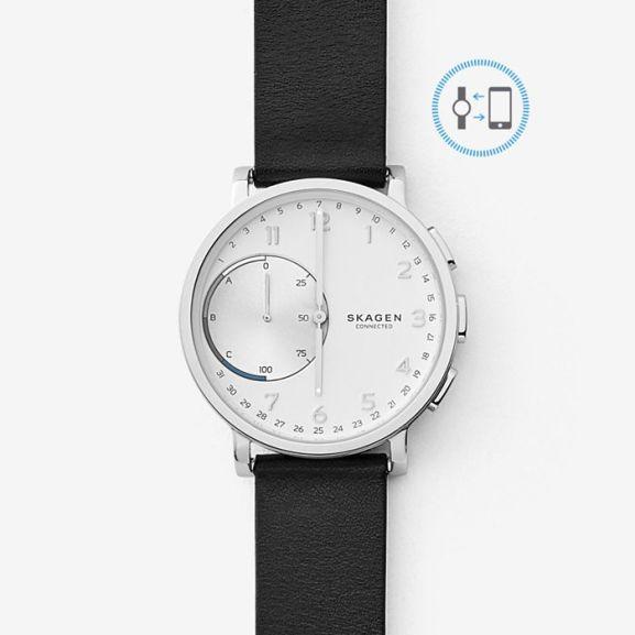 30% Rabatt auf Sale bei Skagen, z.B. die Hagen Connected Hybrid Smartwatch für 90,30€ statt 148€