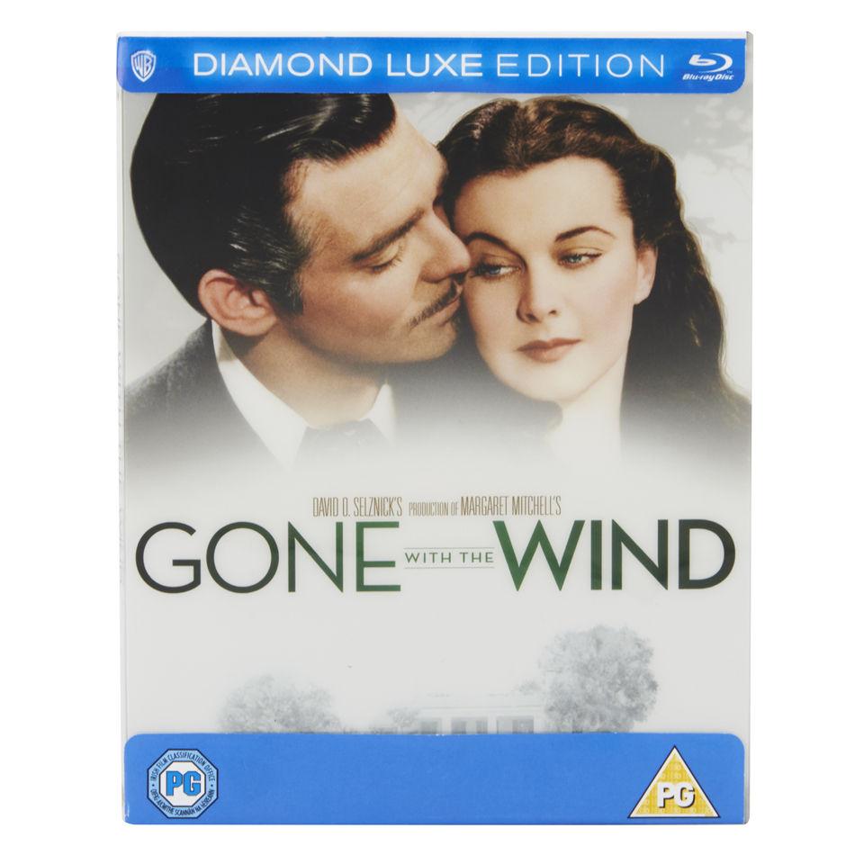 Vom Winde verweht - Diamond Luxe Limited Edition (Blu-ray) für 6,99€ (Zavvi)