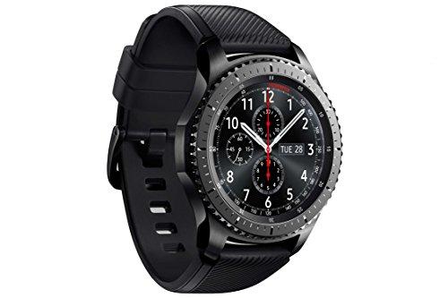 [amazon prime] Samsung Gear S3 frontier Smartwatch (1,3 Zoll Display, NFC, Bluetooth, WLAN, Tizen OS, mit Silikon-Armband) oder Samsung Gear S3 Classic mit Echtleder-Armband für je 219€