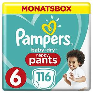 [Amazon Prime Day] 40% auf Pampers Pants