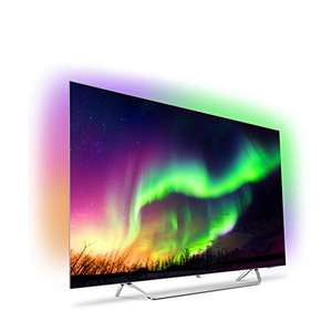 [Prime Day] Philips 65OLED873/12 164cm (65 Zoll) LED-Fernseher (Ambilight, OLED 4K Ultra HD, Android TV)