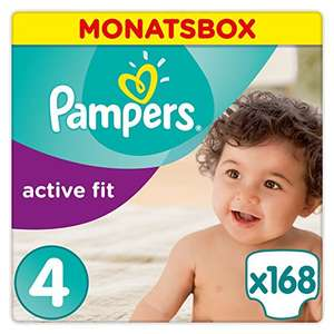 Pampers Active Fit (=Premium Protection) 35% reduziert im [Amazon Prime Day]