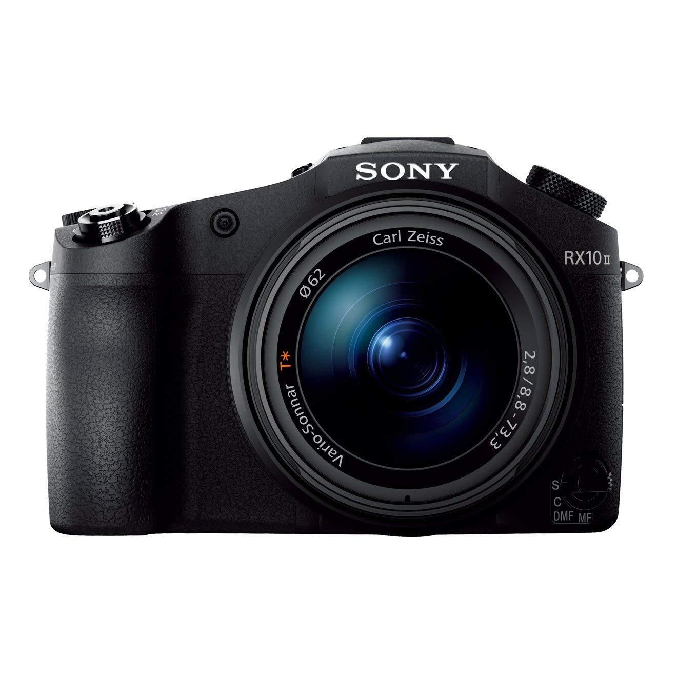 Sony Cyber-shot DSC-RX10 II schwarz (DSC-RX10M2) Bridgekamera [Amazon] PVG: 953,50 - 100€ Cashback möglich