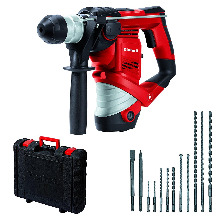 AMAZON PRIME DAY // EINHELL z.B. Bohrhammer TC-RH 900 Kit + weitere Angebote