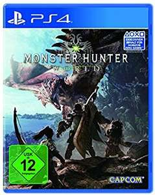 Monster Hunter: World - [PlayStation 4] (Amazon Prime)